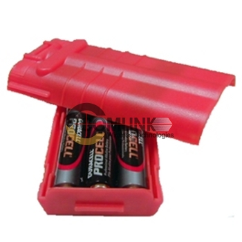 MA210/3/CLAM Clamshell / Alkaline Battery Adapter